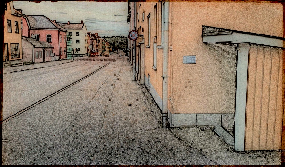 Illustrated Street